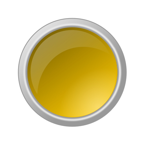Yellow button in gray frame