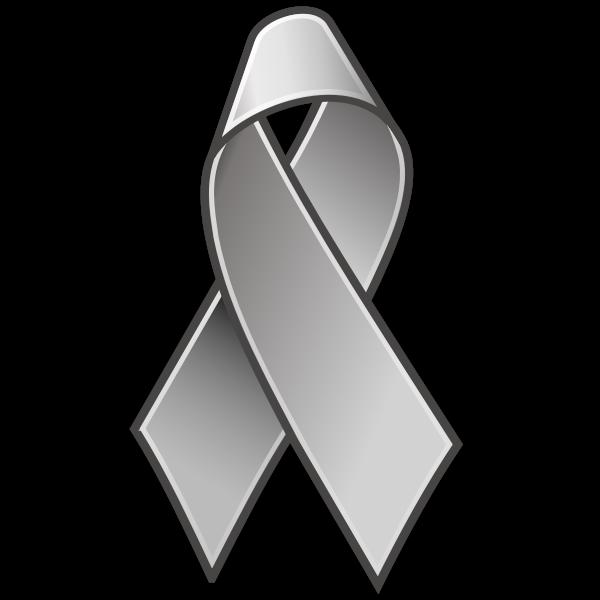 Grey lace pin vector image