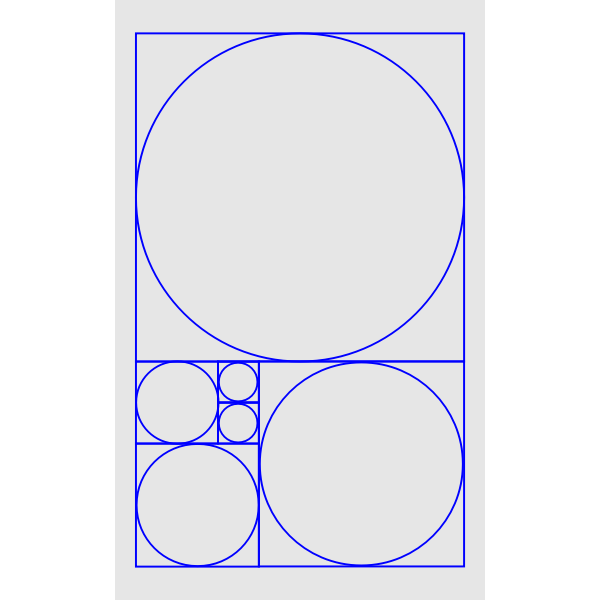 golden ratio   Free SVG