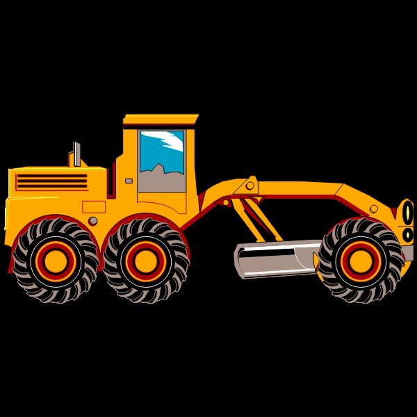 Construction grader