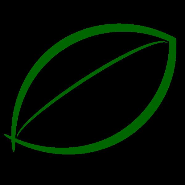 Small leaf icon