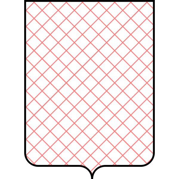 Pattern With Grid Lines