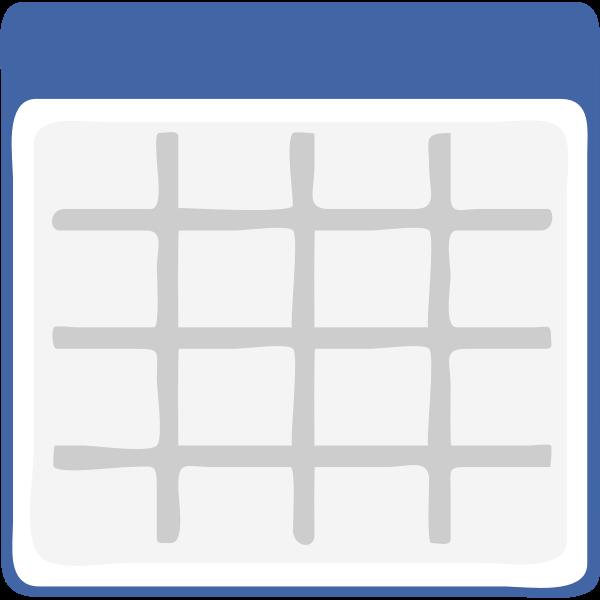 Simpe spreadsheet icon