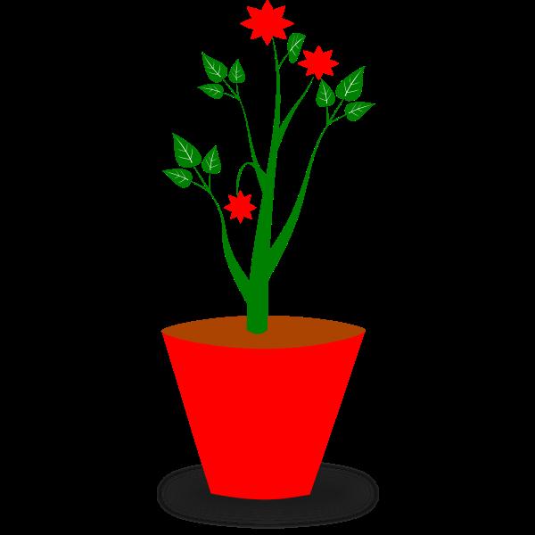 gsagri04 Flower Pot