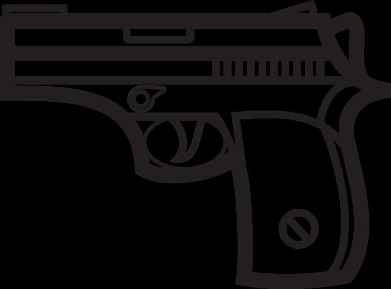 Revolver weapon