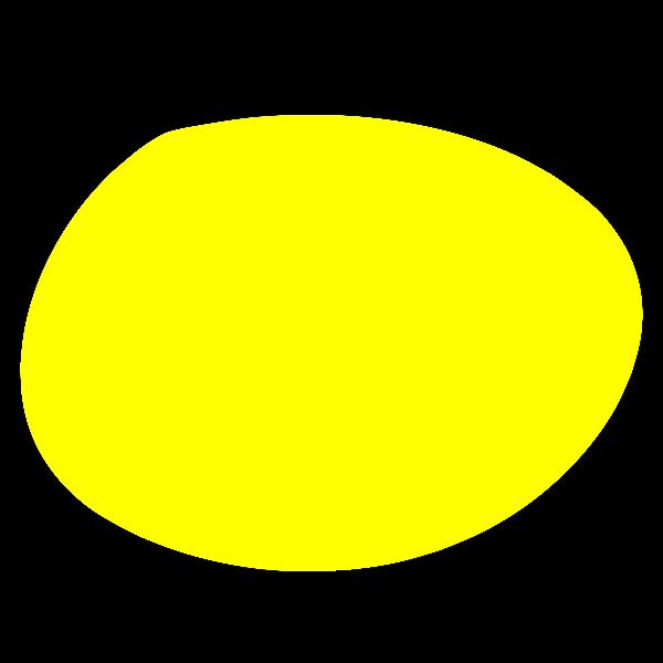 Handwritten yellow circle