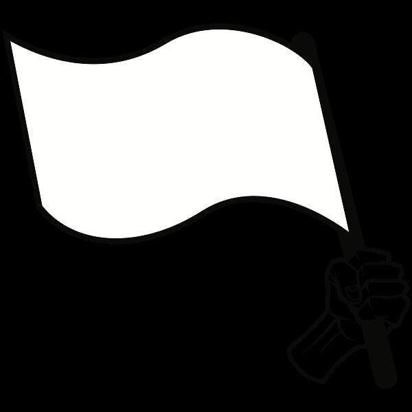 hands with flags publicdomainvectors
