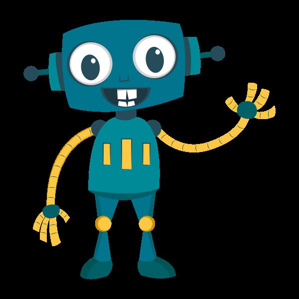 Happy robot (remix)