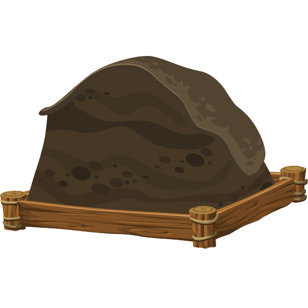 harvestable resources jellisac mound