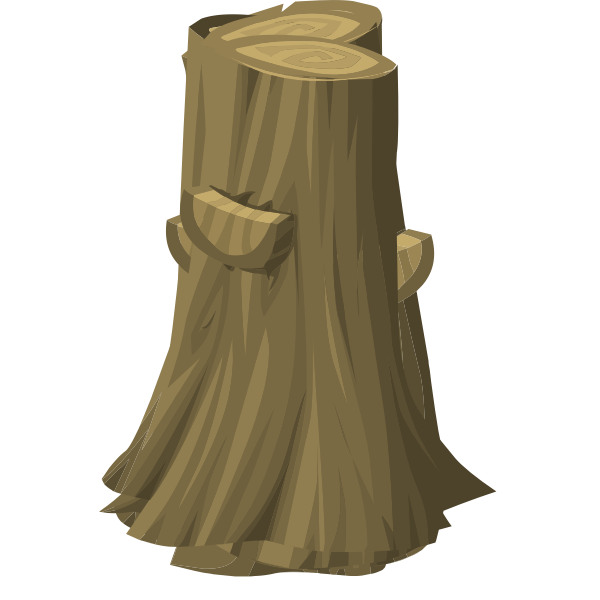harvestable resources wood tree