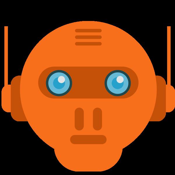 head robot 38