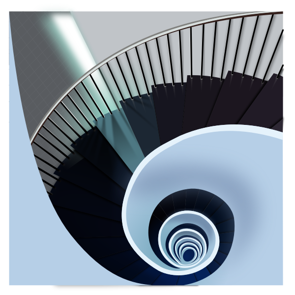 helicoidal stairs2