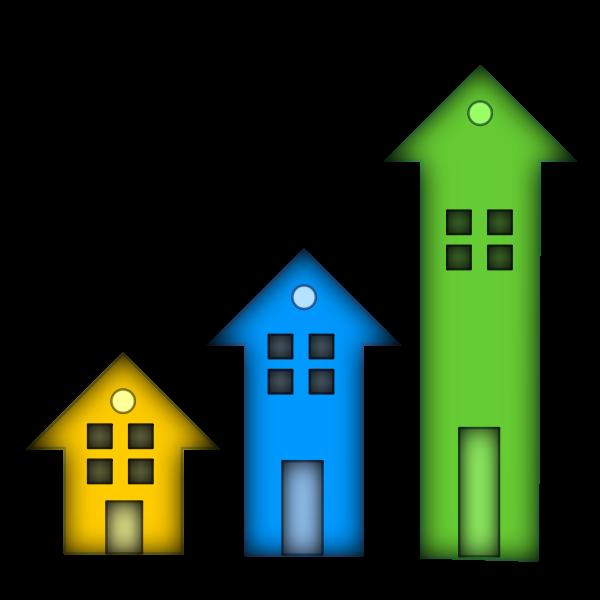 Three homes