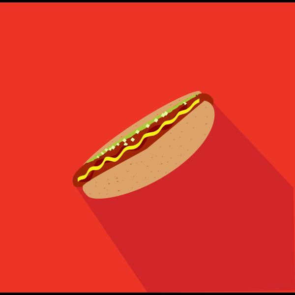 Hot-dog symbol