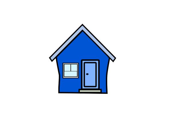 house blue250px