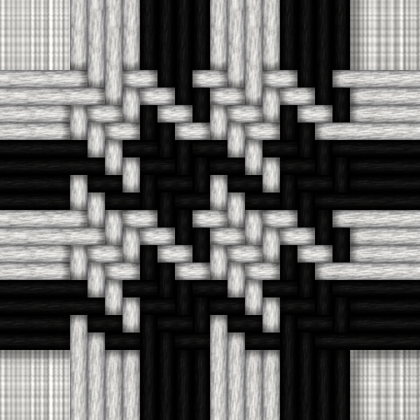 Hounstooth pattern graphics
