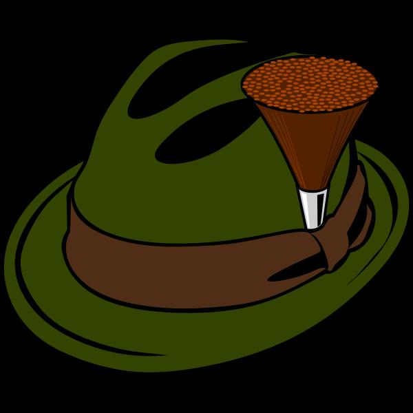 Hunters hat