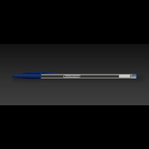Realistic pen