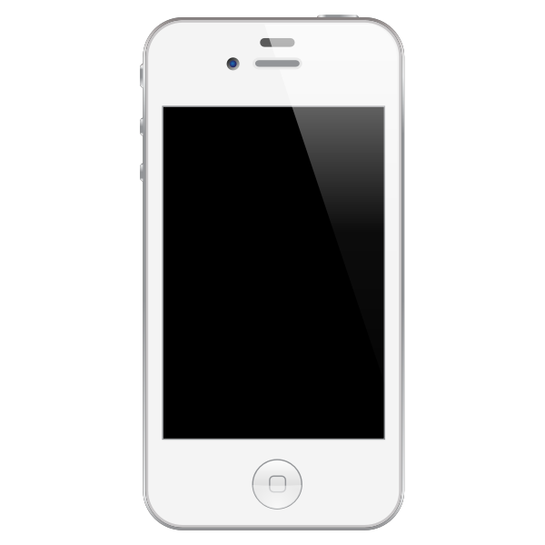 iPhone 4/4S White