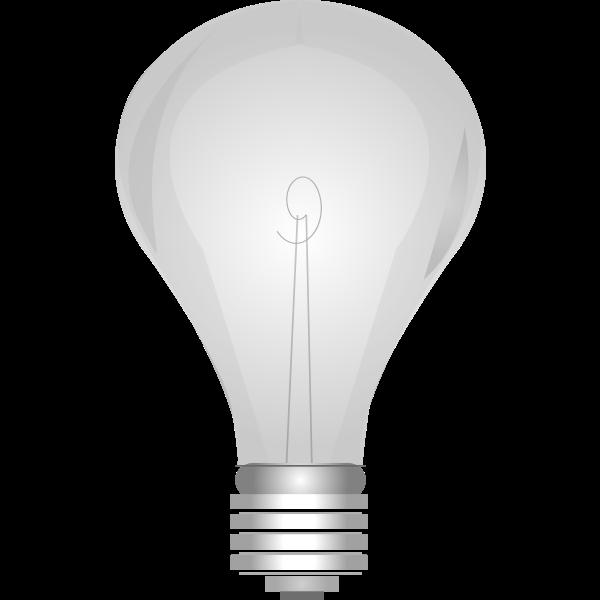 Lightbulb Grayscale
