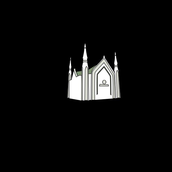Iglesia ni Cristo vector image