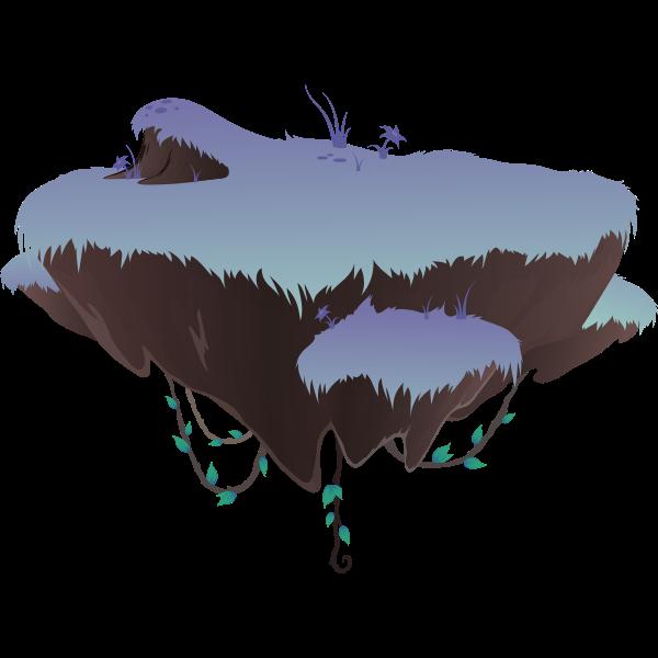Flying woods