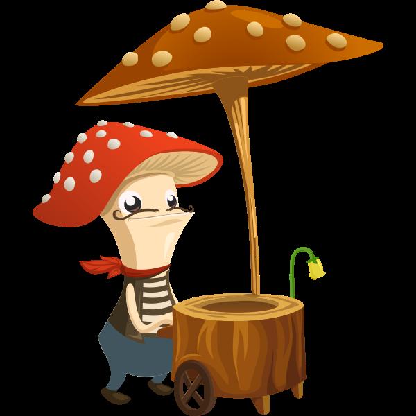 Mushroom chef