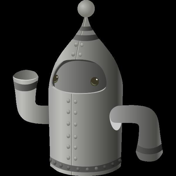 Metal bot