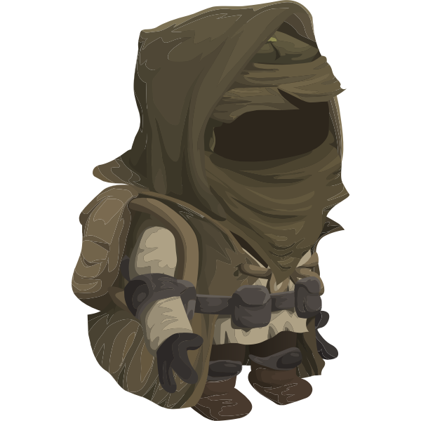 Mystic character