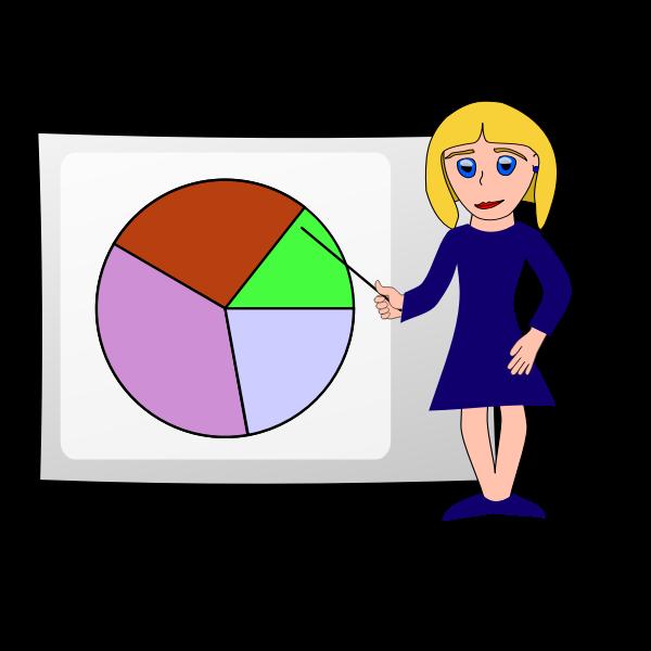 Presentation vector graphics