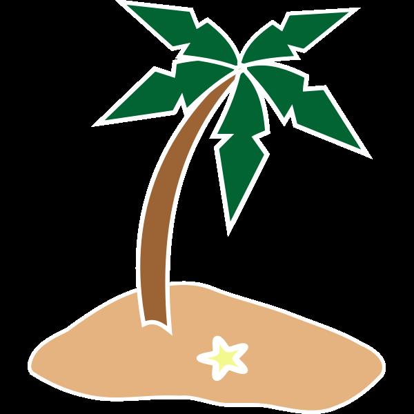 Simple island