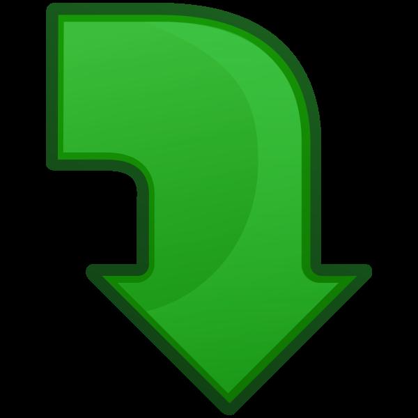 Go next icon vector illustration