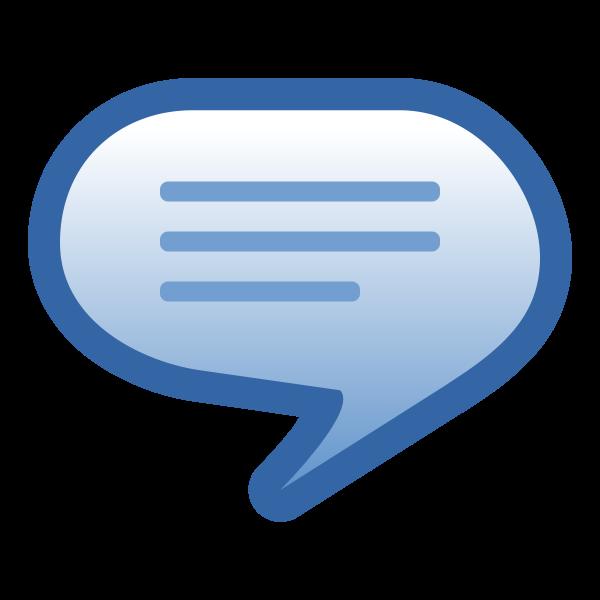 Callout vector icon