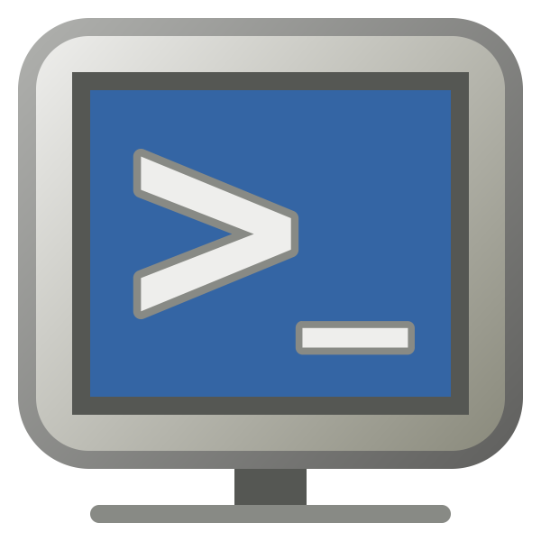 Computer icon vector illustration