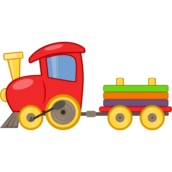 Toy vehicle vector