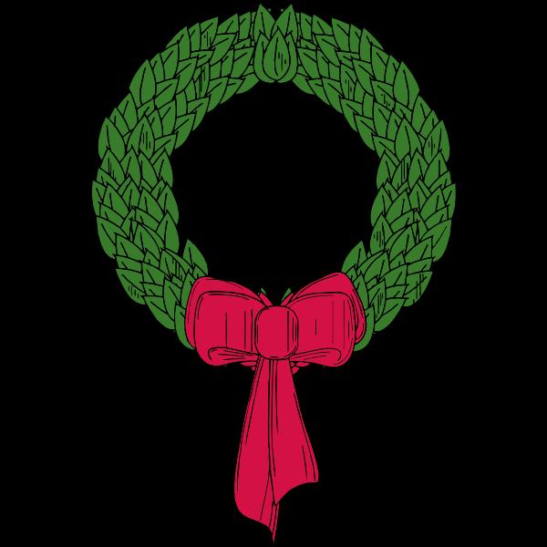 Christmas wreath