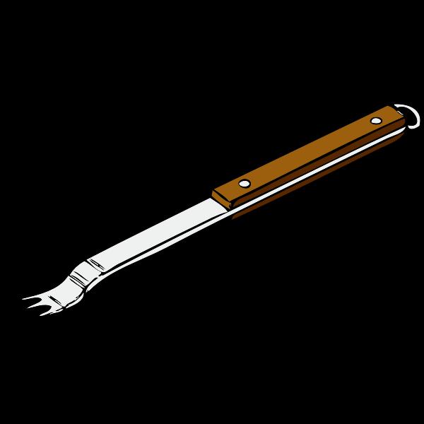 barbeque fork