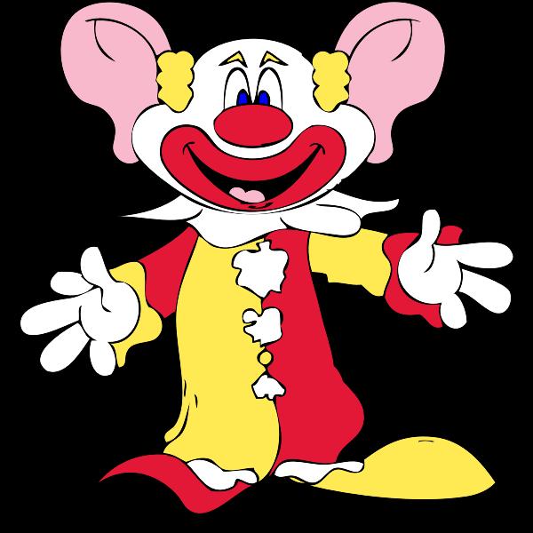 big earred clown