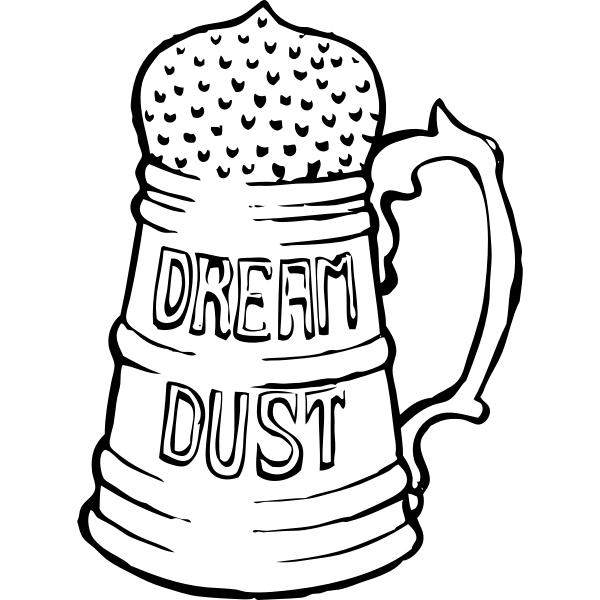 Shaker vector graphics