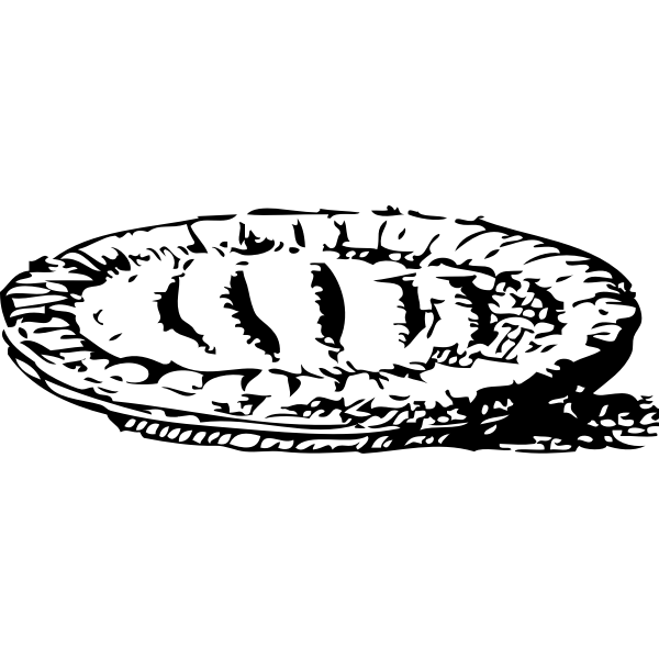British pie vector image