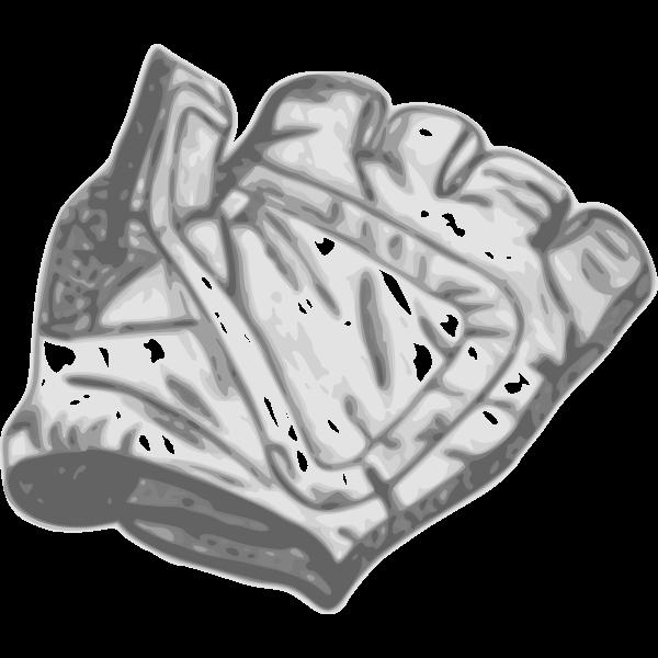 Glove vector graphics