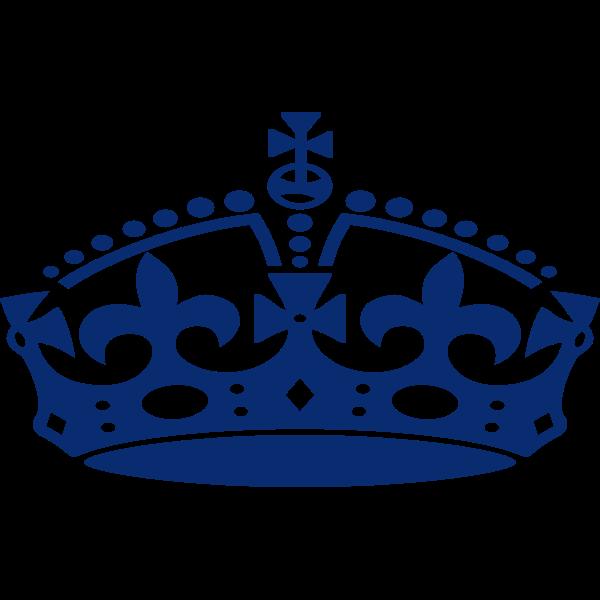 jubilee crown blue