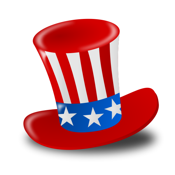 Independence Day hat