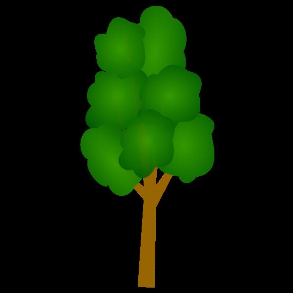Green Tree Clip Art