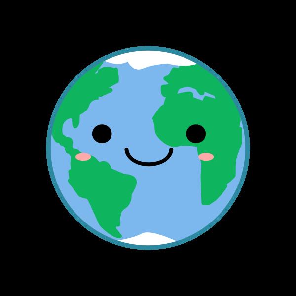 Earth emoji
