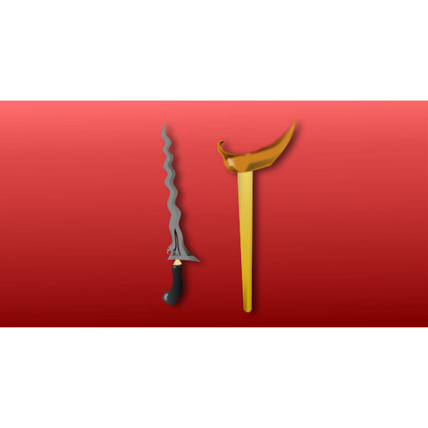Traditional Java weapon