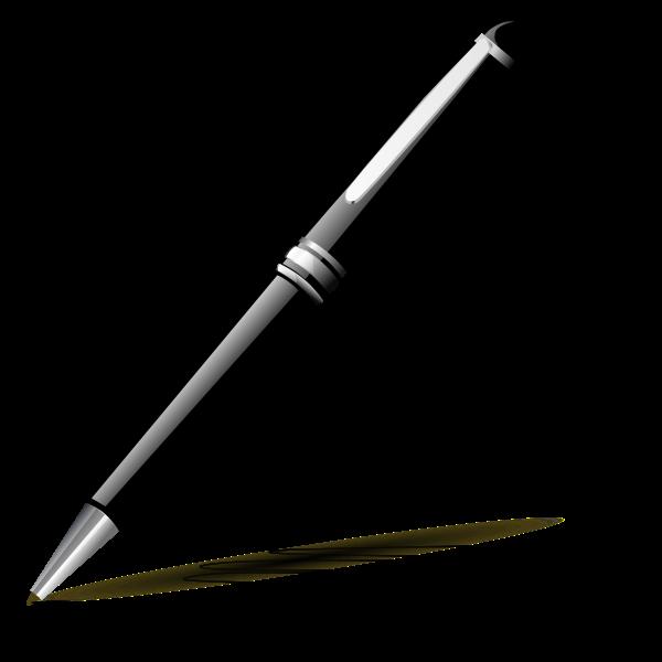 Stylized pen