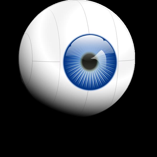 Eye vector clip art