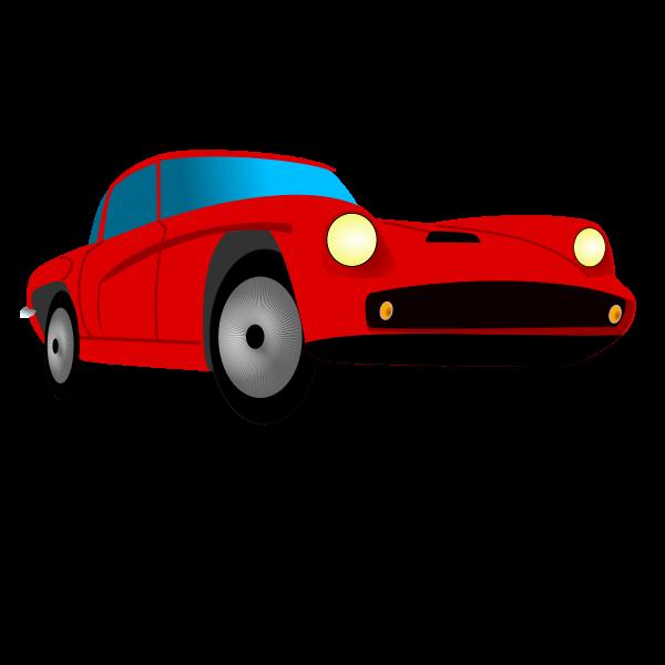 Syrena Sport Car Vector
