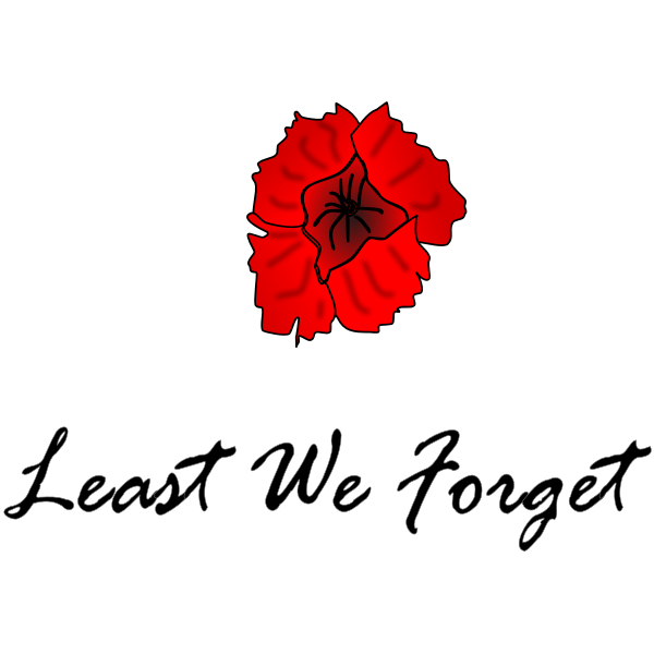 Remembrance Day floral symbol